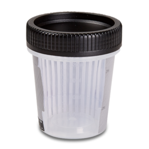 17 Panel Magenta Tapered Cup Back Drug Test