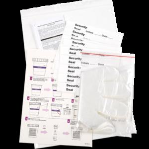 17 Panel Magenta Tapered Cup Drug Test Kit