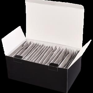 80 Hour ETG Alcohol Magenta Dip Card Box Open Drug Test