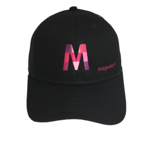 Magenta Drug Test Kit Hat