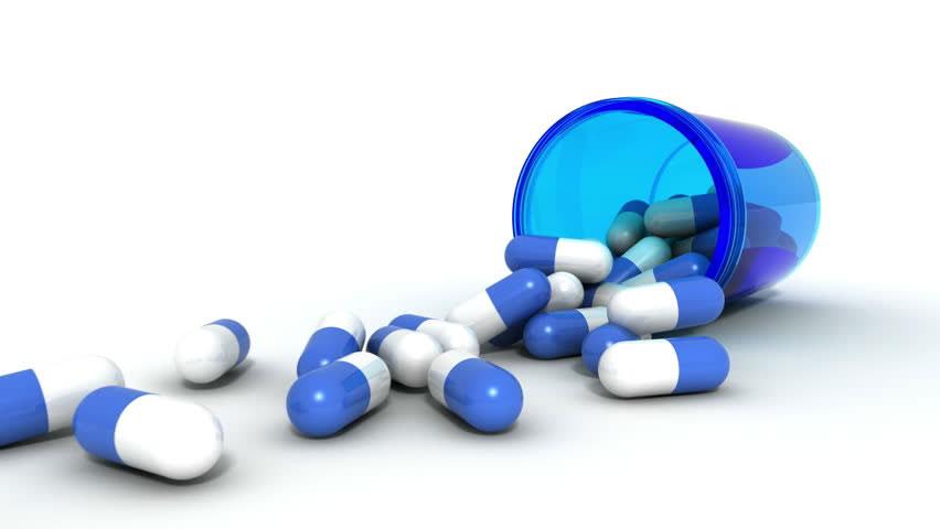 Antidepressants urine test